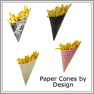 Paper Cones by Design