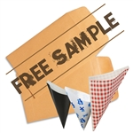 Paper Cones Free Sample